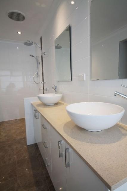 Jane Brook Ensuite Modern Bathroom Perth By Bathroom Renovations Perth