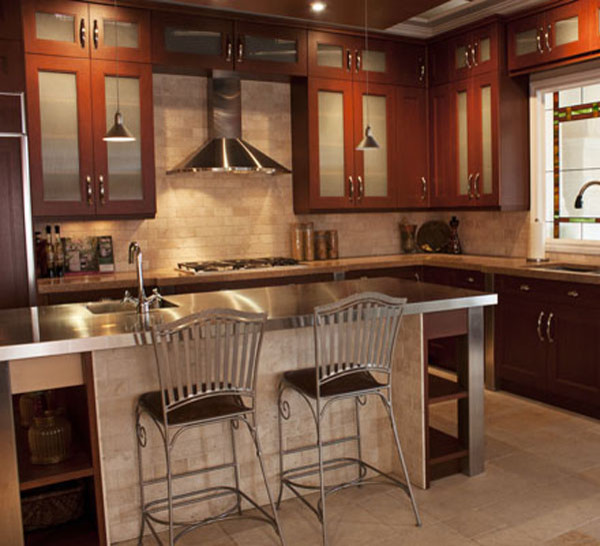 Showroom Gallery contemporary-kitchen