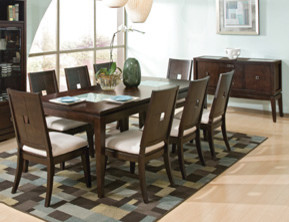Beach - modern - dining tables - san diego - by Jerome's Furniture
