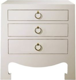 Jacqui 3 Drawer Side Table By Bungalow 5 Contemporary
