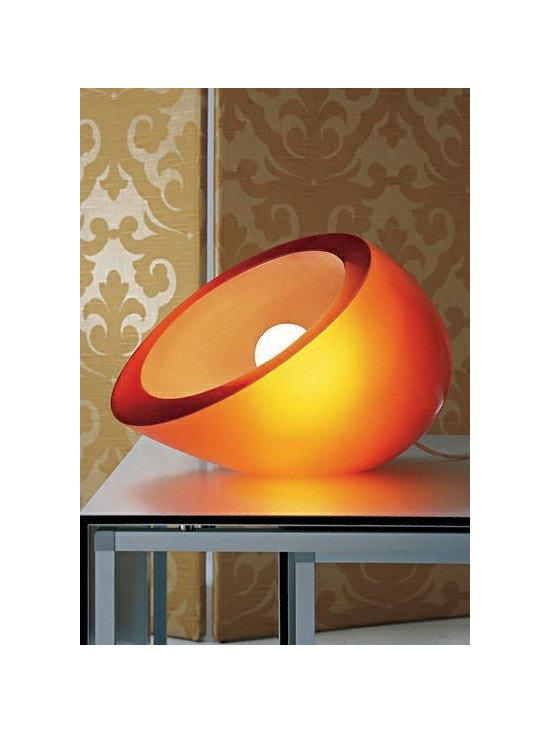 NINA TABLE LAMP BY PENTA LIGHT - The Nina table lamps illuminates the space with