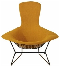 Knoll | Bertoia Bird Lounge Chair modern-armchairs-and-accent-chairs