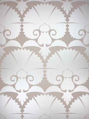 Wilde Carnation eclectic-wallpaper