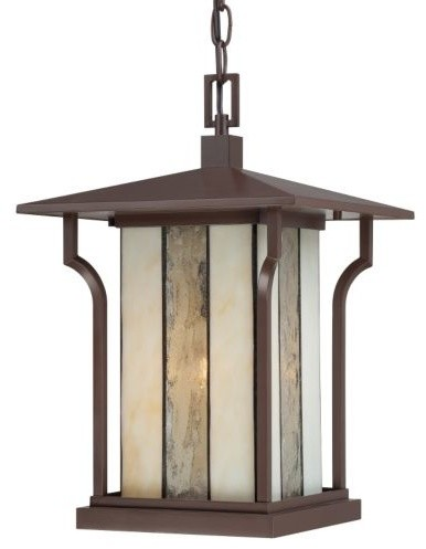 Langston Outdoor Pendant By Quoizel Modern Outdoor Lighting By Lumens