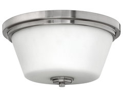 Avon 2-Light Flush Mount traditional-ceiling-lighting