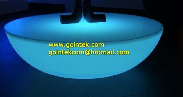 Led Coffee Table modern-bar-tables
