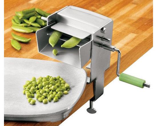 Manual Pea Sheller -