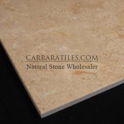 Crema Marfil Marble 12x12 Marble Tile Polished tile