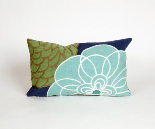 Visions II Disco Pillow modern-decorative-pillows