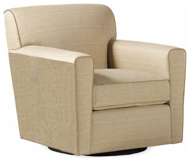 Restoration Swivel Chair traditional-chairs