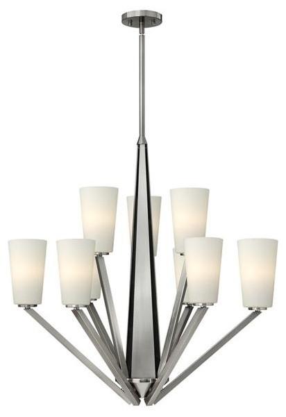 Hinkley Lighting 4138 modern-chandeliers
