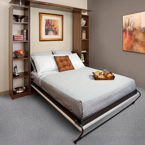 Murphy pull down style bed specs question for Murphy wall beds hardware