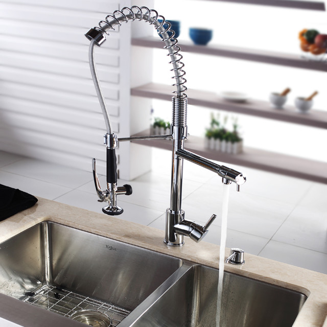 Modern Kitchen Faucets modern-kitchen-faucets