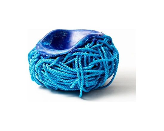 Blue Rope, Meltdown Chair -