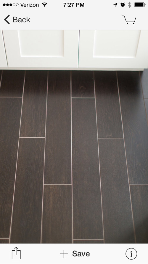 Dark Porcelain Title Bathroom Floor with Half-Wall Tile Design?