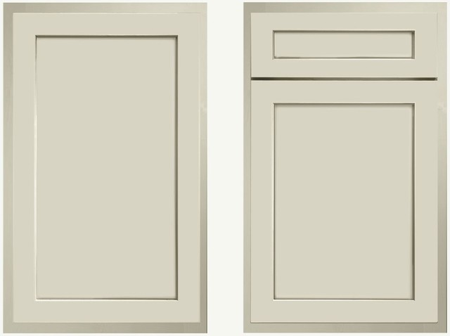 Willow on Maple kitchen-cabinets