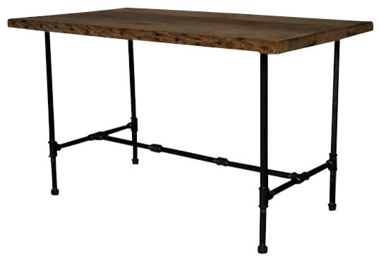 Modern Industry Reclaimed Wood Dining Table Contemporary Dining Tables