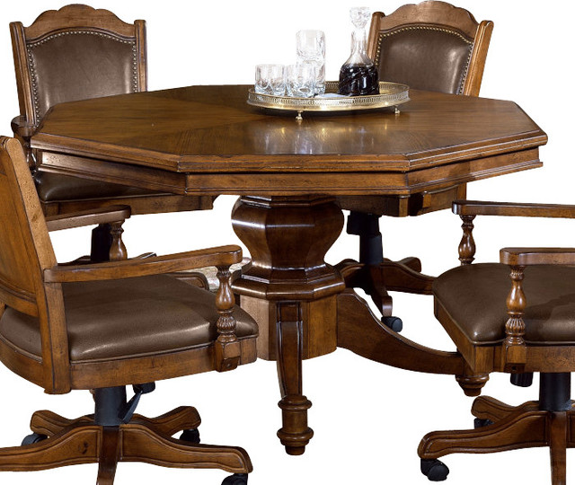 Hillsdale Nassau Game Table - traditional - furniture - by Beyond