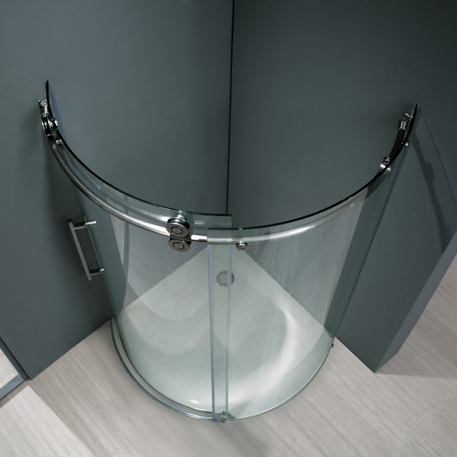 VIGO Round Shower VG6031 Series Modern New York By VIGO
