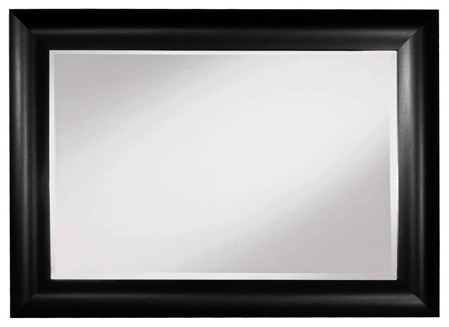Wall Mirror 20X30 - Black - Modern - Wall Mirrors - by ...