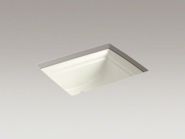 Kohler Undermount Sinks : ... undermount bathroom sink - Contemporary - Bathroom Sinks - by Kohler