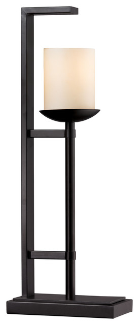 Dimond Lighting D2301 Stockton Bronze Table Lamp contemporary-table-lamps