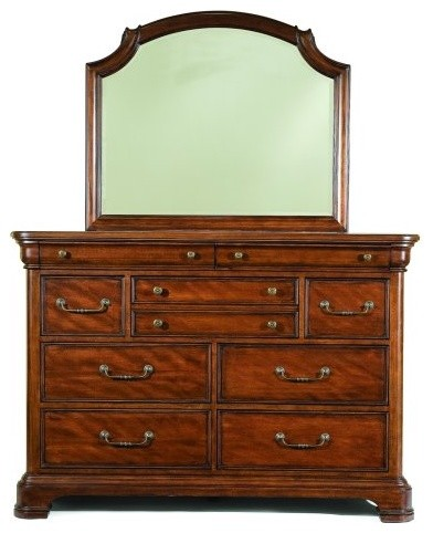 Evolution 9 Drawer Dresser traditional-dressers-chests-and-bedroom-armoires