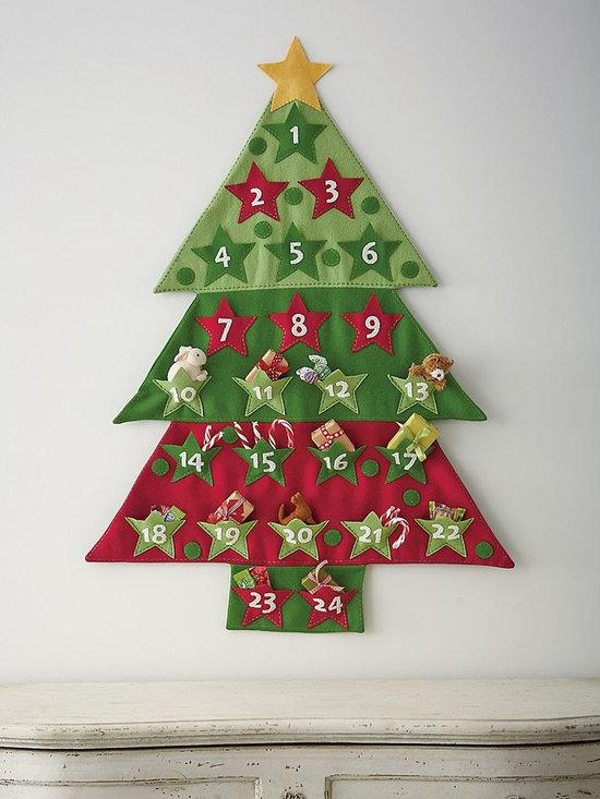 Felt Advent Calendar -