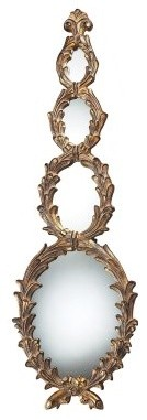 Mount Merrion Decorative Wall Mirror - 17W x 55H in. modern-mirrors