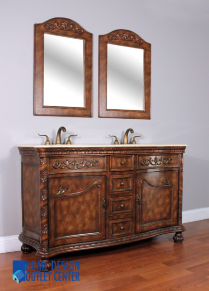Traditional Traditional Bathroom Vanities And Sink Consoles Houston By Home Design