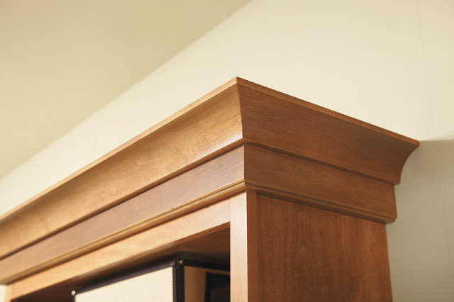 Aristokraft Crown Moulding - Contemporary - other metro - by MasterBrand Cabinets, Inc.