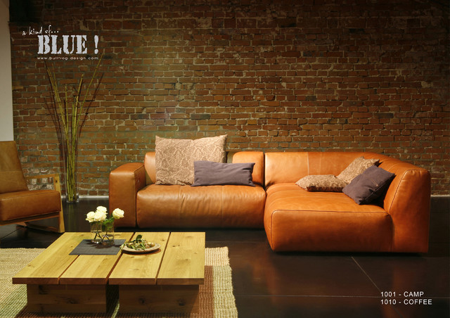 CAMP - 1001 - modern - sectional sofas - toronto - by Bullfrog-