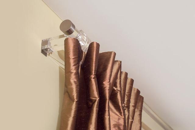 Window Coverings mediterranean-curtain-rods