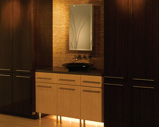 Insignia Collection By Bertch - Available at SHOWROOM INC. 923 E. Roosevelt Rd. Lombard, IL 630 705 0150 Bertch vanities come in several different finishes and size