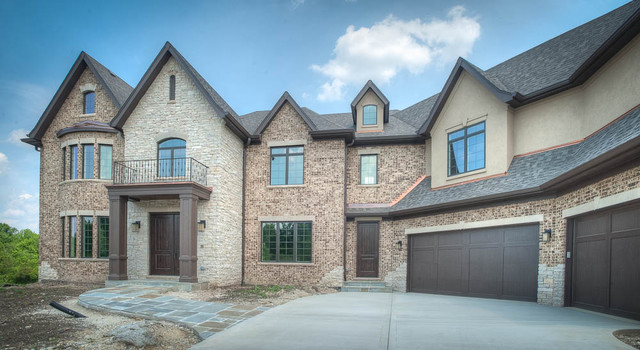 Summit Signature Homes, Inc. traditional exterior