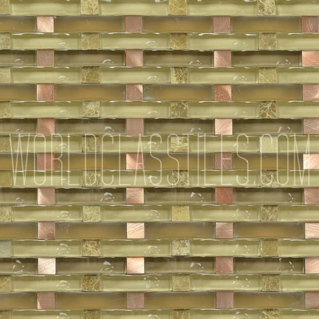Jacquard tile