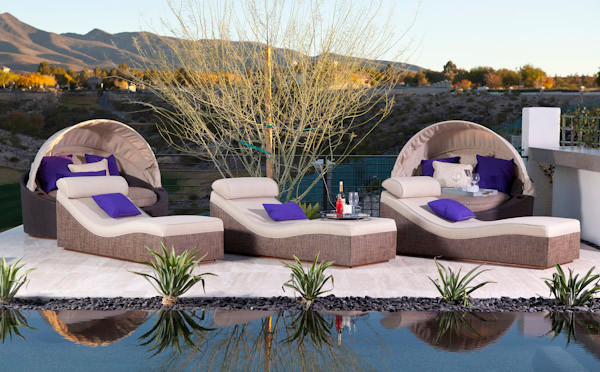 Visa Relater Chaise Lounge Chair Outdoor Chaise Lounges on Houzz