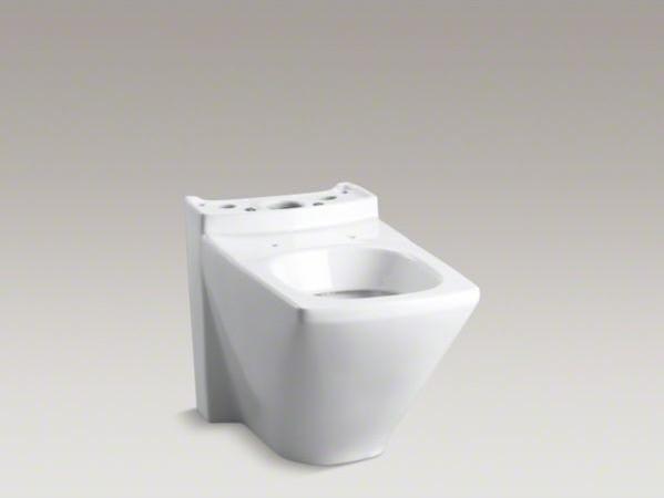 Kohler Escale R Dual Flush Toilet Bowl Contemporary