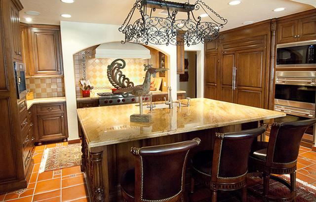 Spanish colonial decorating ideas joy studio design gallery best design for Spanish style kitchen design