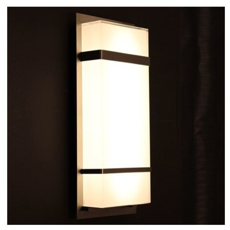 Phantom Indoor/Outdoor LED Wall Sconce by Modern Forms - Modern - Wall Lighting - by Lumens