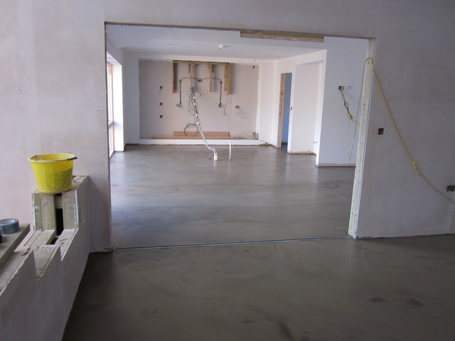 Polished Concrete Flooring Poured Micro Toppings North East Newcastle Durham Contemporary