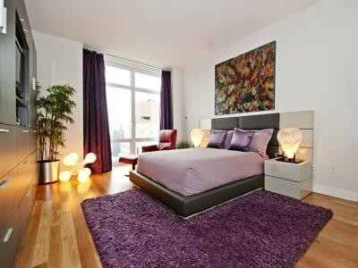 Element  W.59th St. NYC modern-bedroom