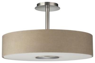 Dani Semi-Flushmount by Forecast bathroom-lighting-and-vanity-lighting