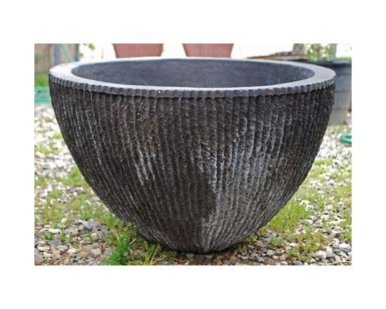 Textured Coconut Concrete -