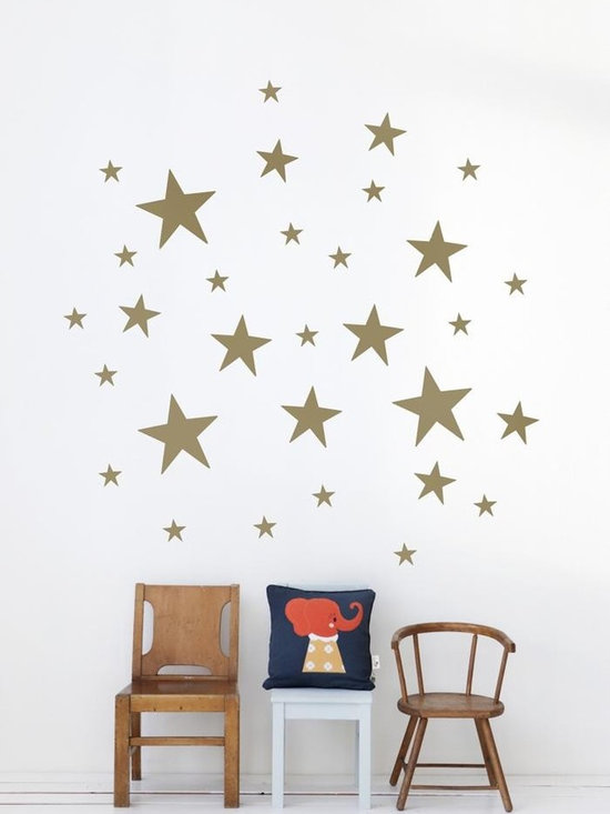 Ferm Living Stars WallSticker - Ferm Living Stars WallSticker
