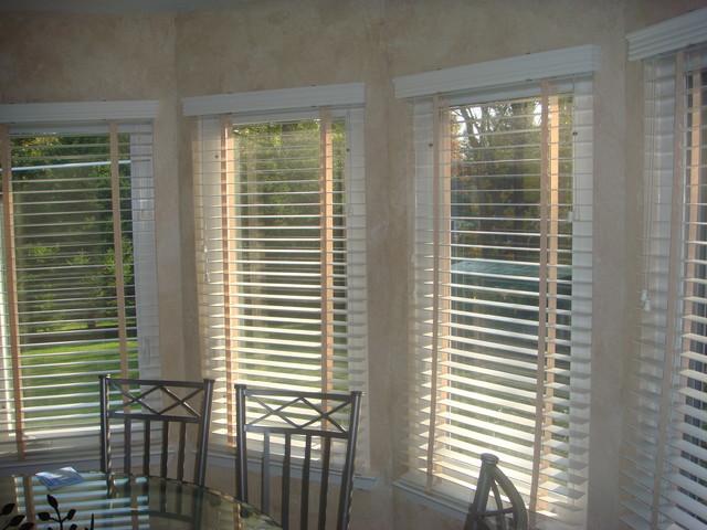 Window Treatments- Blinds window-blinds