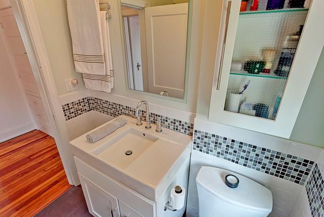 448 E Kossuth Street modern-bathroom