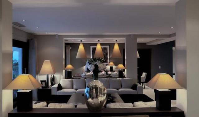 VILLA MARE contemporary-living-room