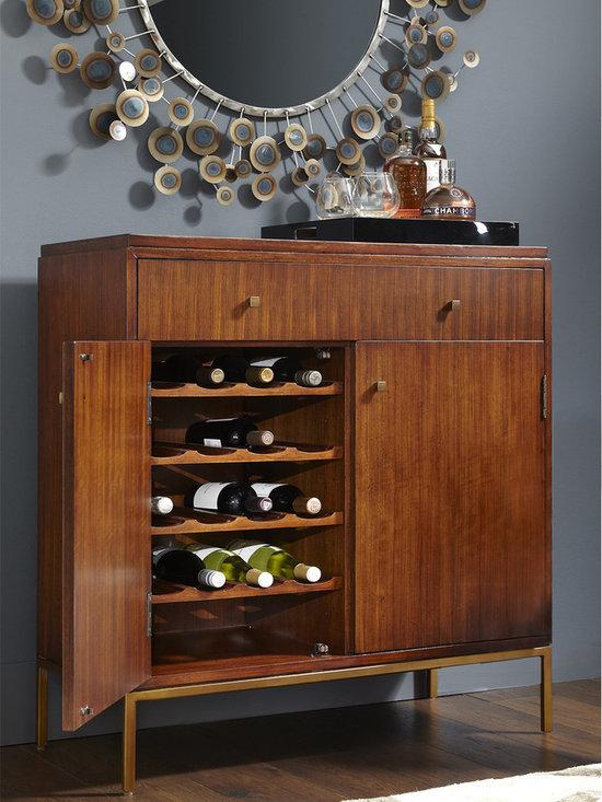 VanDyke Bar Cabinet -