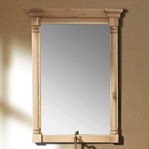 Luxury  Mirror Tobacco 32quotx36quot  Transitional  Bathroom Mirrors  By